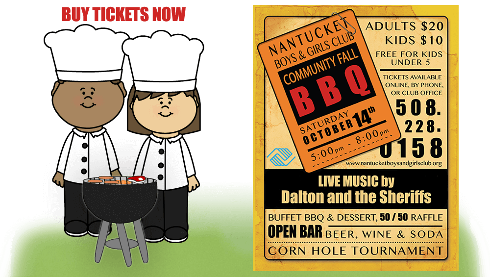 Community Fall BBQ Ticket Now Available